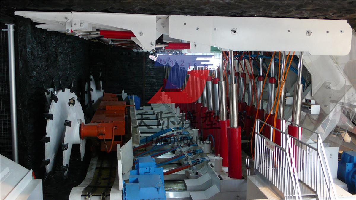 北京机械沙盘模型